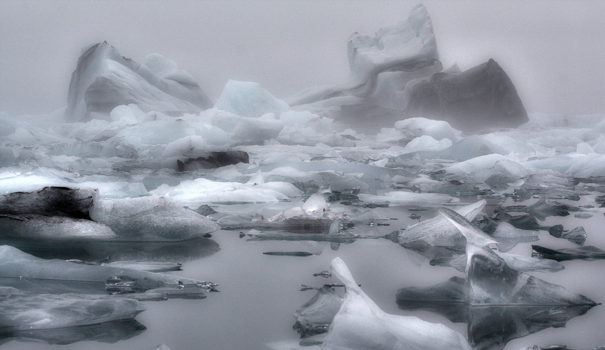 Photograph Glacial Ice by Marco B on 500px