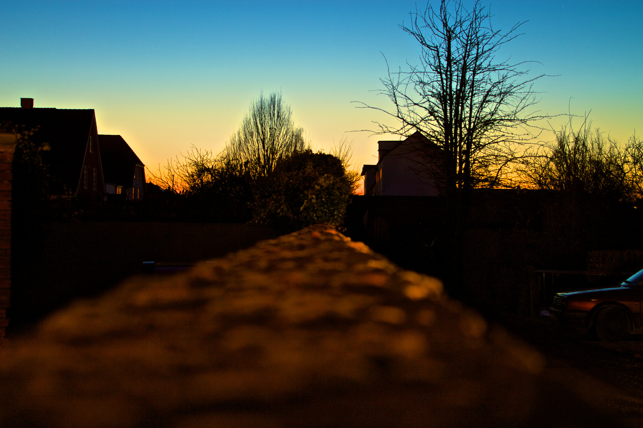 Photograph Let's say bye to another day by Rubén Jiménez on 500px