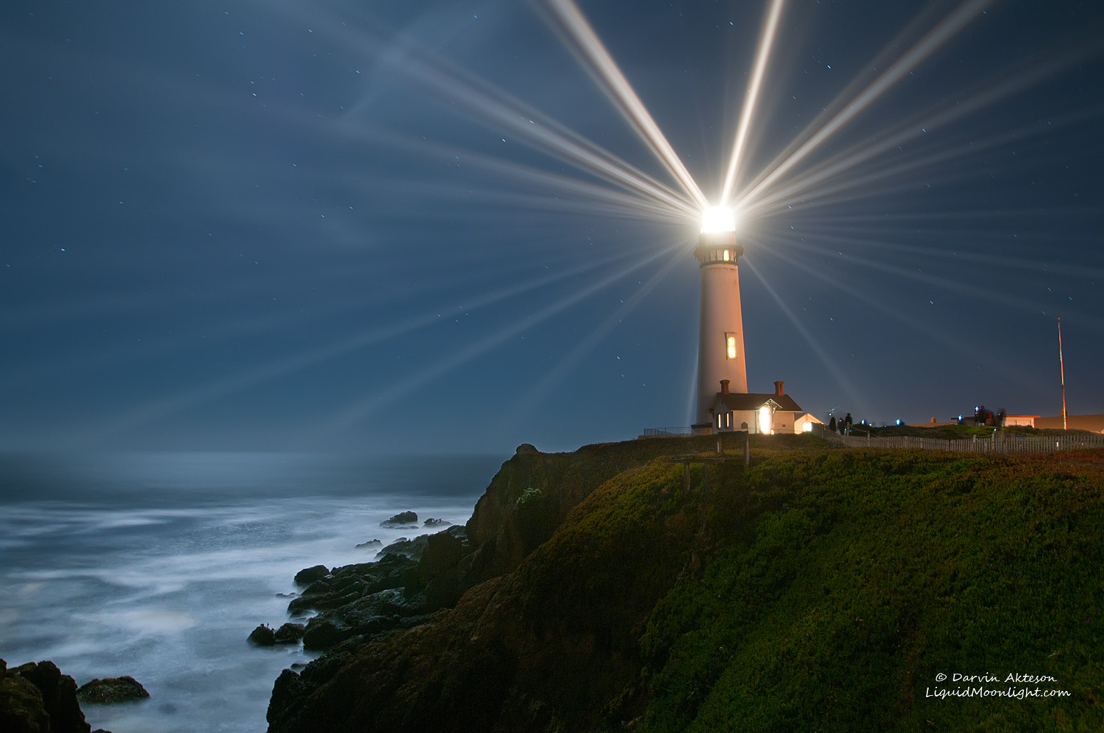 Photograph Return to Pigeon Point Lighthouse - 138th Anniversary by Darvin Atkeson on 500px