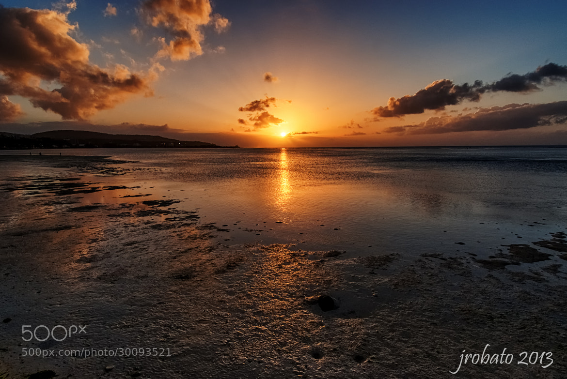 Photograph Low Tide Sunset by Jun Robato on 500px