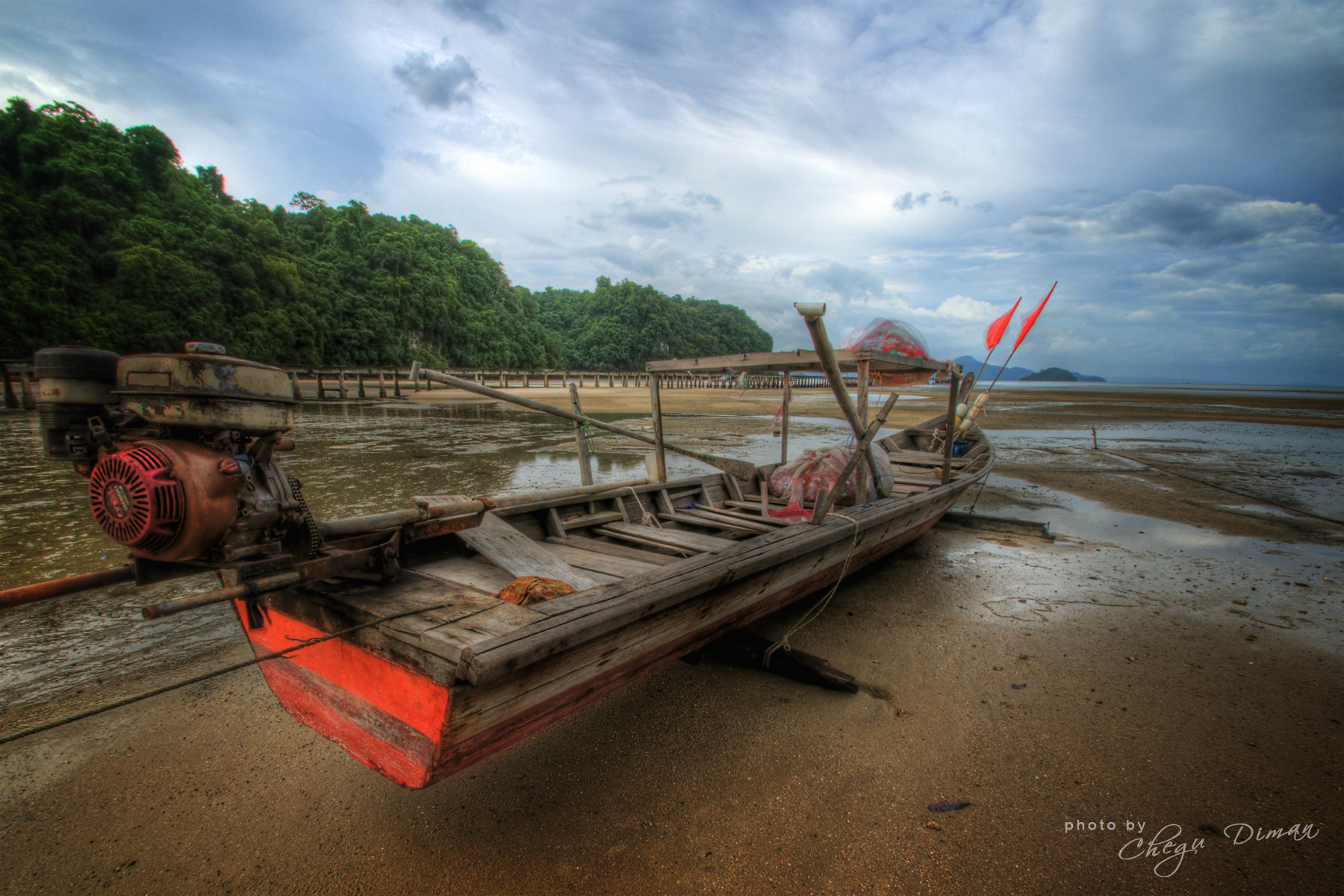Photograph boat by chegu diman on 500px
