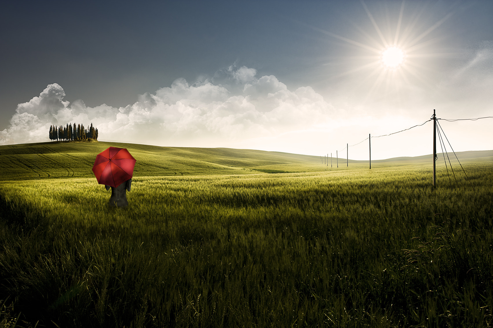 Photograph Tuscany by pixeldreamer  on 500px
