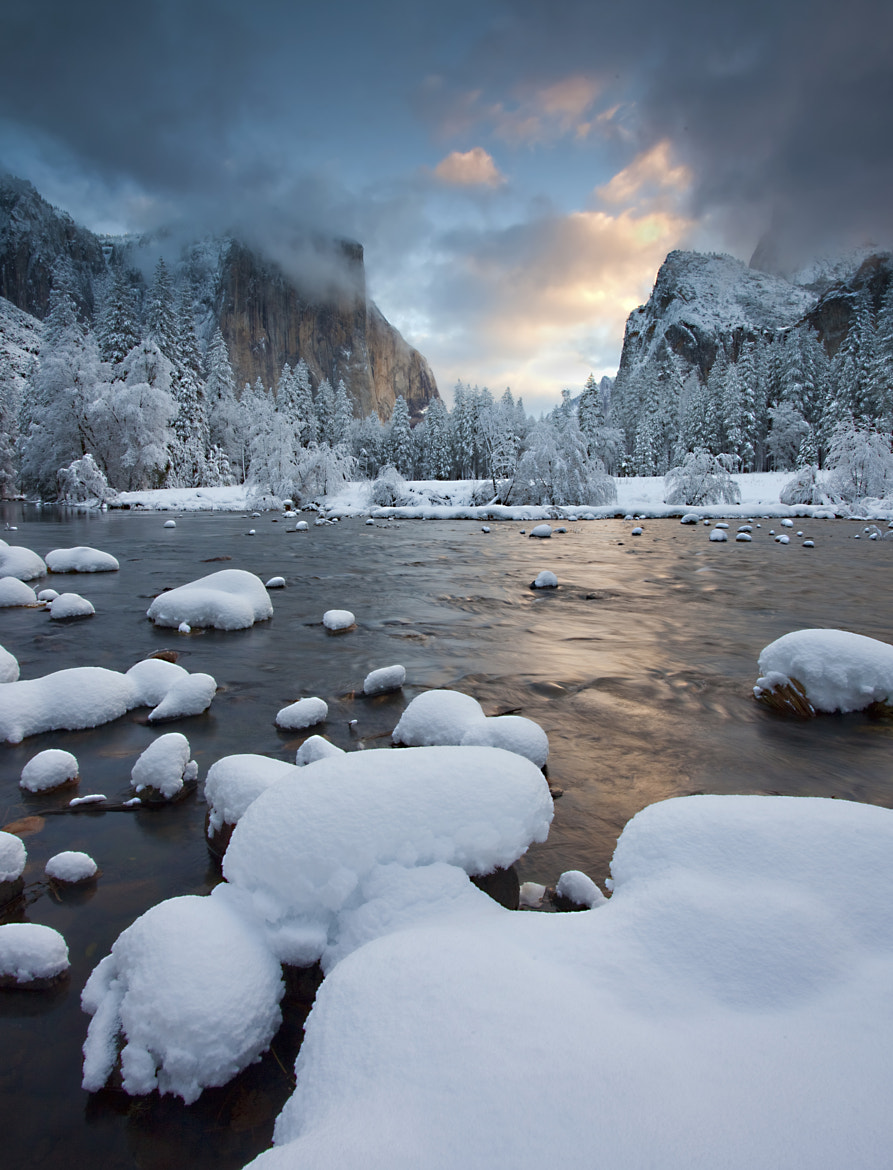 Photograph First Light in the Valley by Rich  Bitonti on 500px