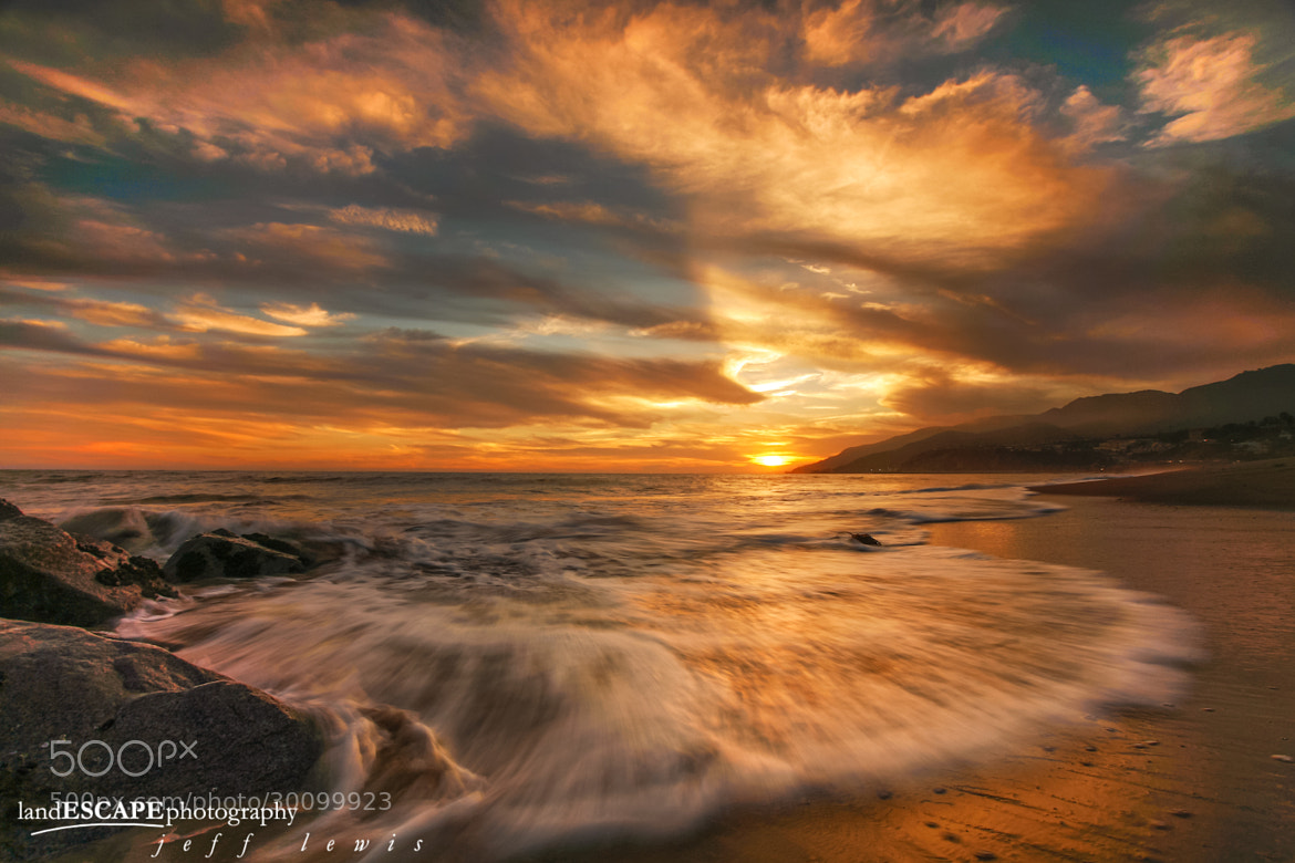 Photograph Touchdown by Jeff Lewis on 500px