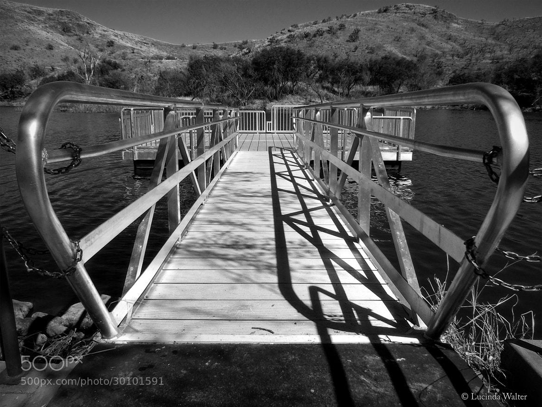 Photograph Dock Walkway by Lucinda Walter on 500px