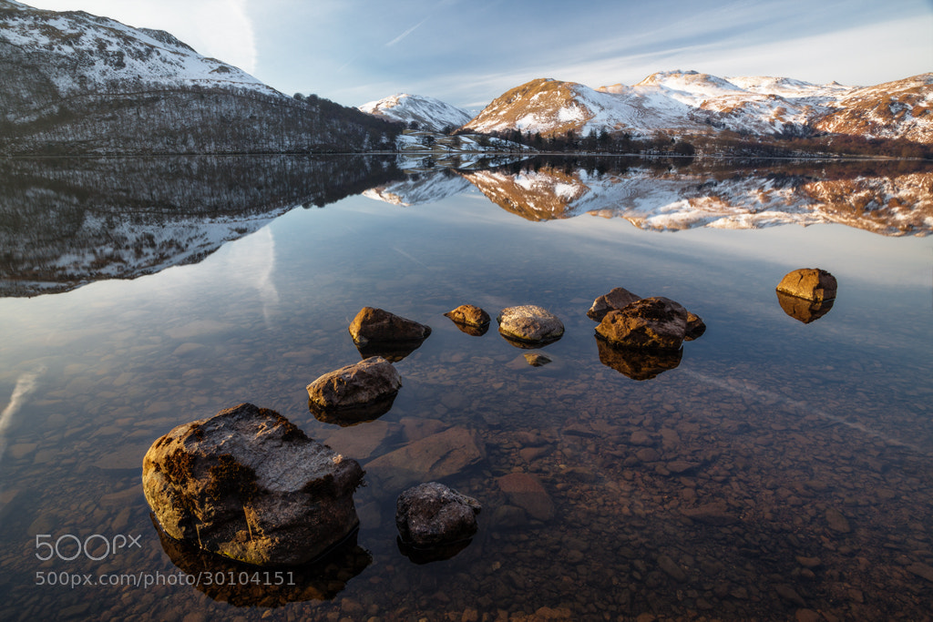 Photograph Ullswater, Lake District National Park by Simon Byrne on 500px