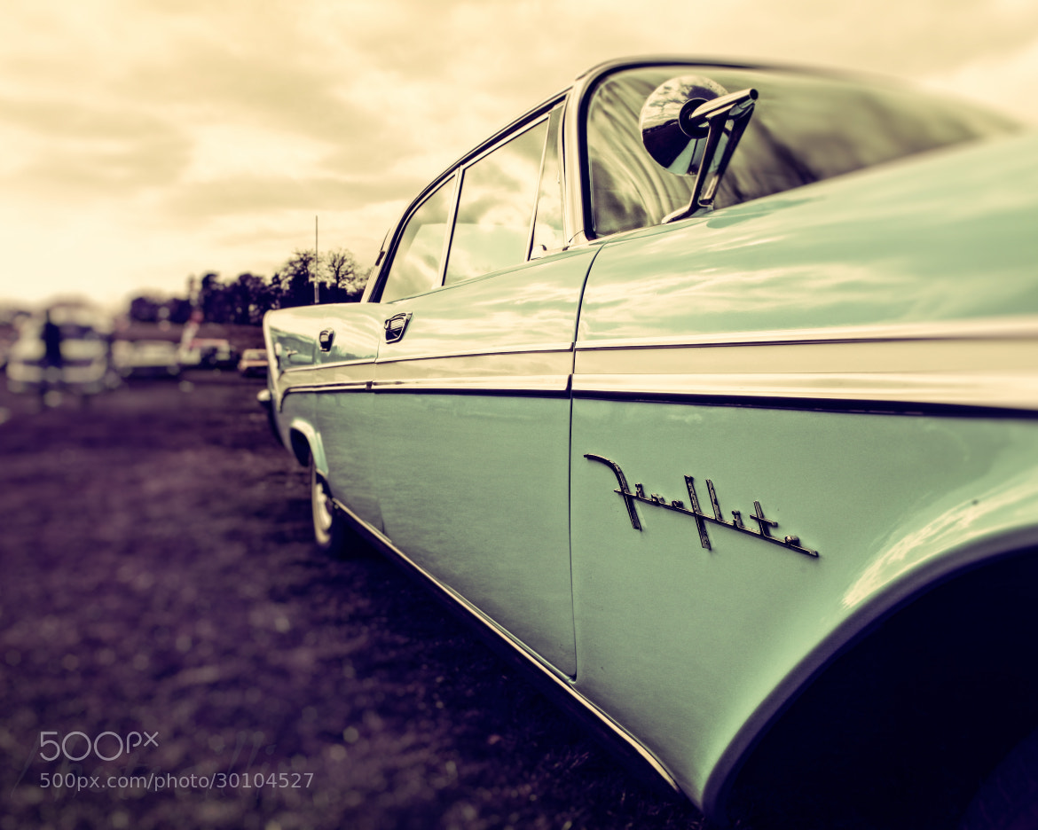 Photograph the green time machine by Photocillin Photography on 500px