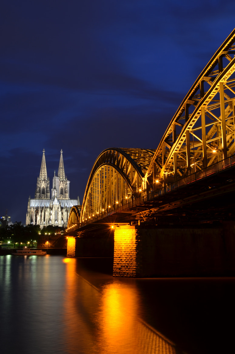 Photograph Cathedral of Cologne by Fabian Leitz on 500px
