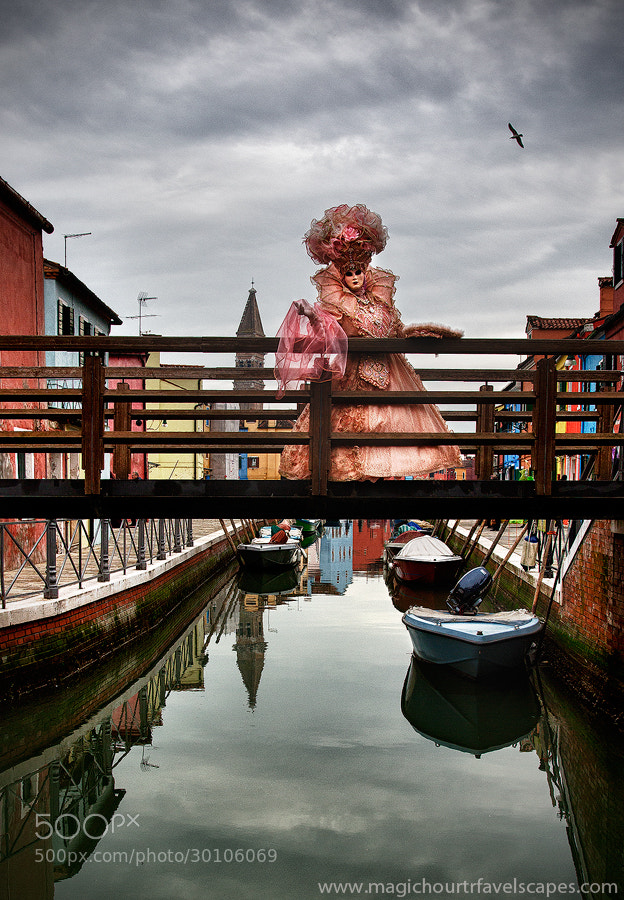 Photograph Solange in Burano by Kah Kit Yoong on 500px