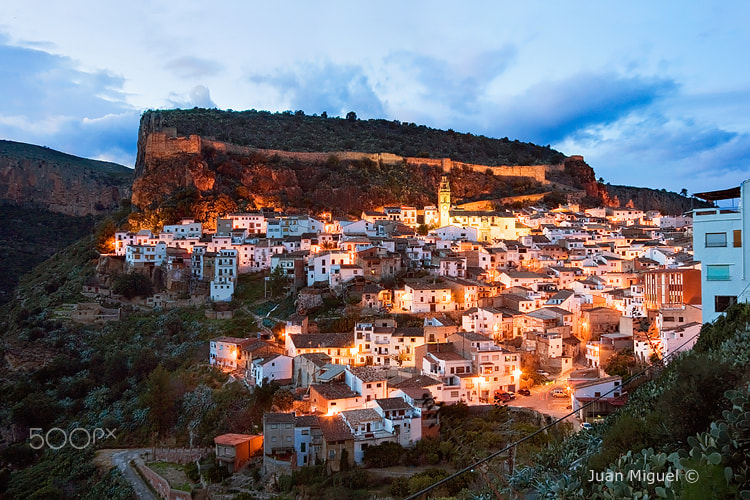 Photograph Chulilla by Juan Miguel Llopis Cervera on 500px