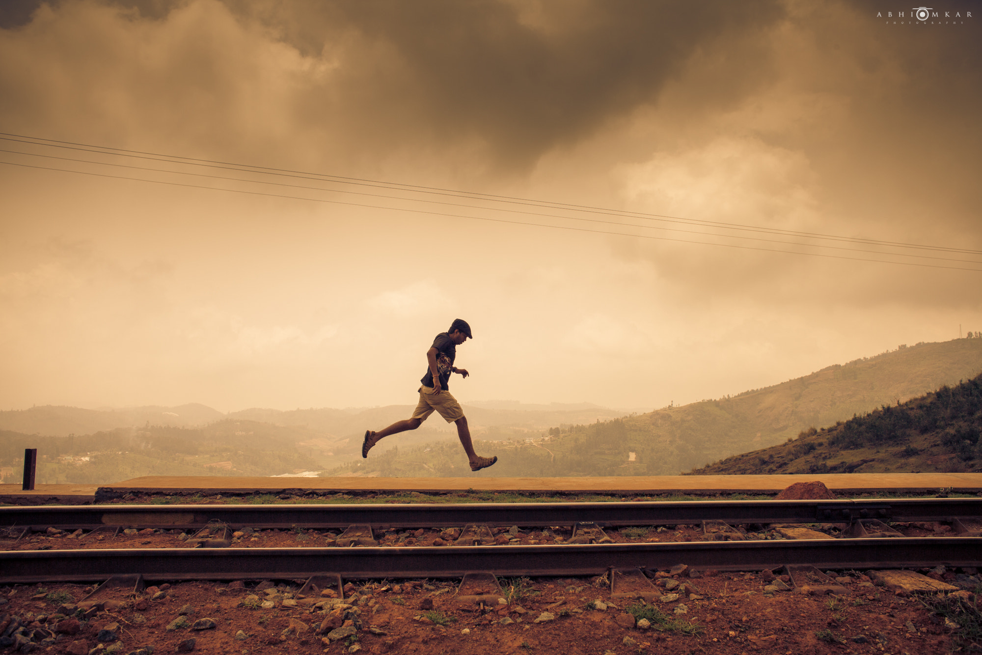 Photograph Catch the Train If you can. by Abhinay Omkar on 500px