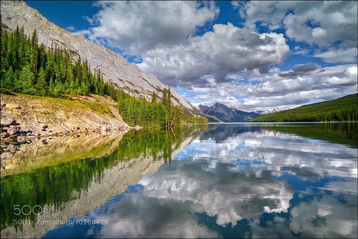 Photograph Medicine Lake Reflections by Steve Passlow on 500px