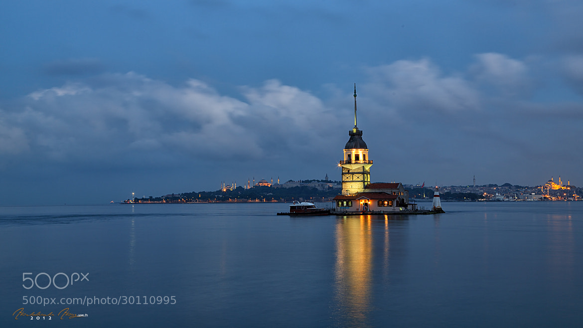 Photograph KIZ KULESİ (Maiden's Tower) by Abdulkadir Abaz on 500px