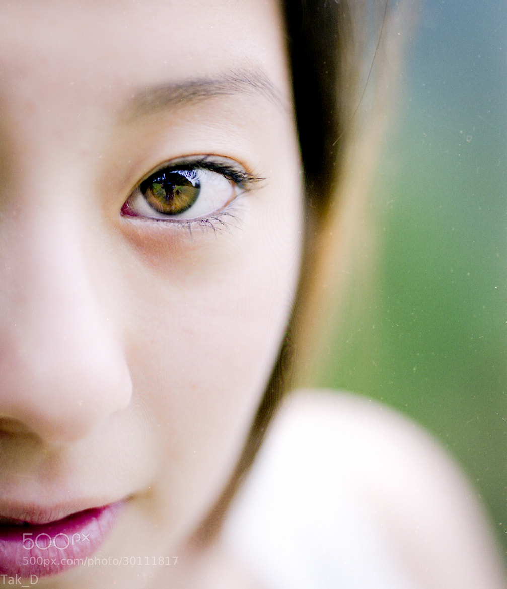 Photograph Eye see you. by Takuto Doshiro on 500px