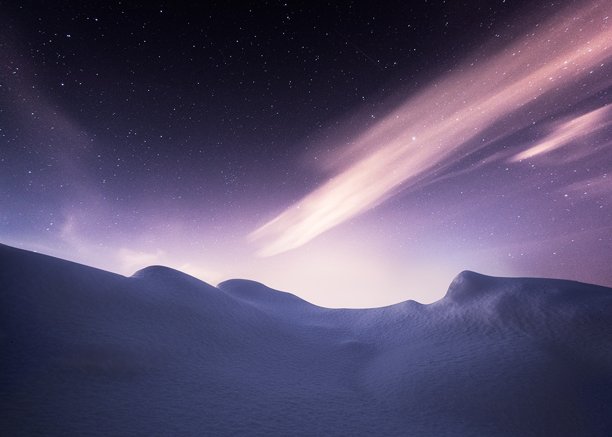 Photograph Last light by Mikko Lagerstedt on 500px