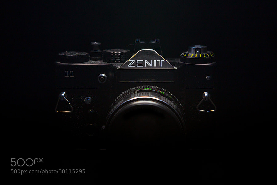 Photograph Zenit 11 - Old classics by Eduard Panichev on 500px
