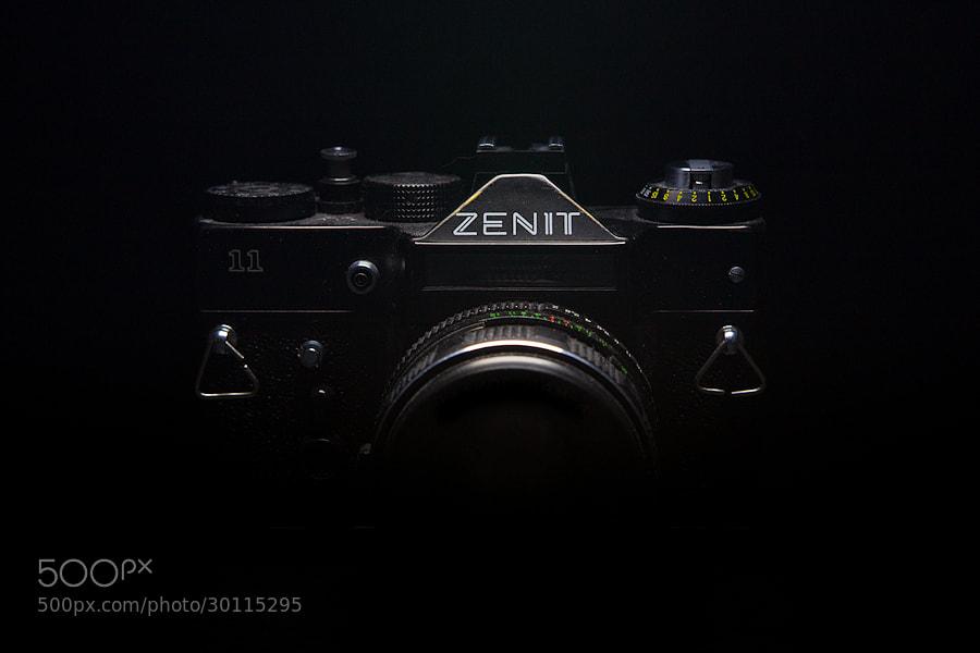 Photograph Zenit 11 - Old classics by Eduard Panichev on 500px