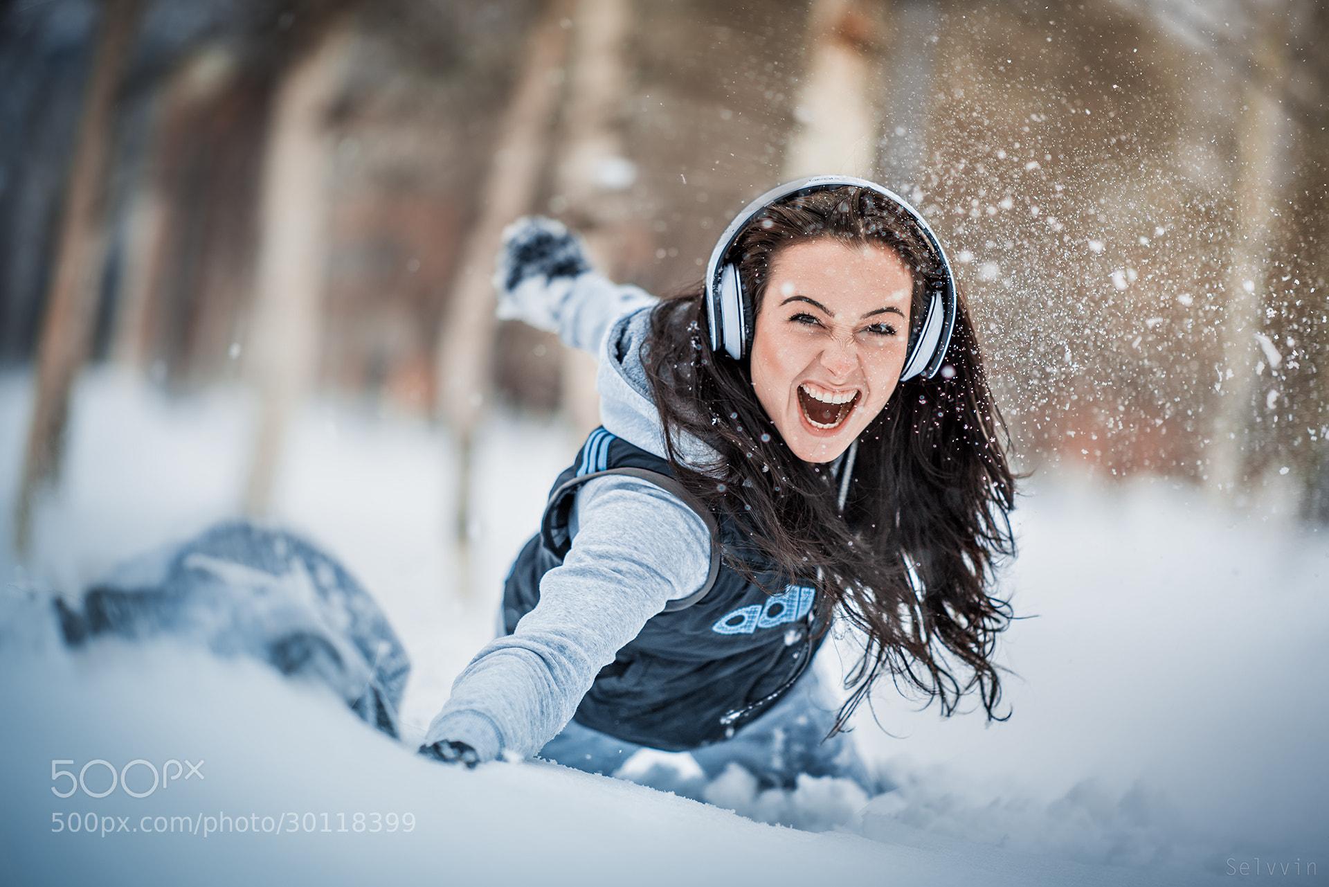 Photograph Алена)) by Vladislav Selvvin on 500px