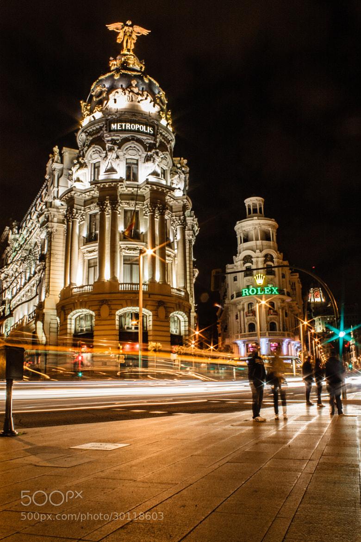 Photograph Metropolis by Jose Caballero on 500px