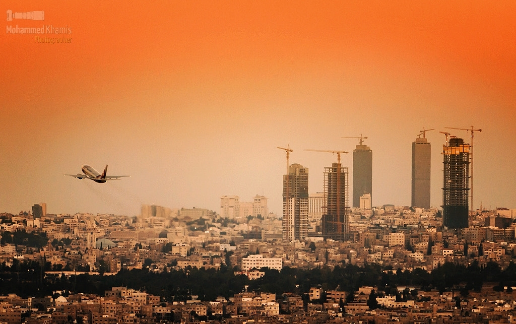 Photograph AMMAN CITY . by MOHAMMED KHAMIS on 500px