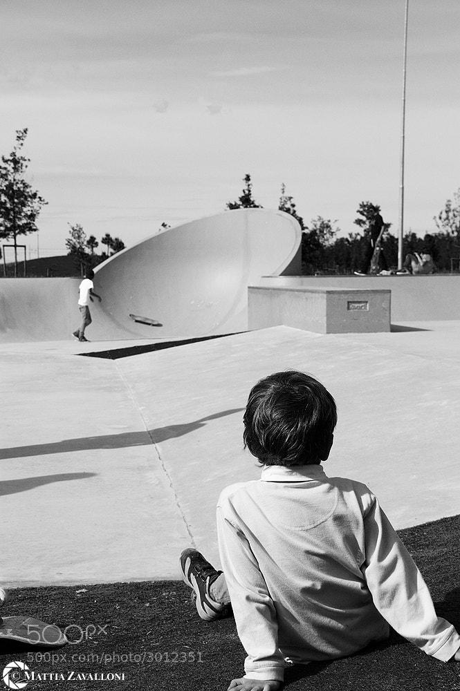 Photograph I Want to Grow Up by Mattia Zavalloni on 500px