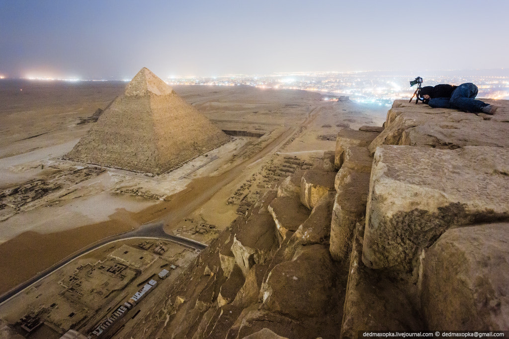 Photograph the Pyramid of Cheops by Vadim Makhorov on 500px