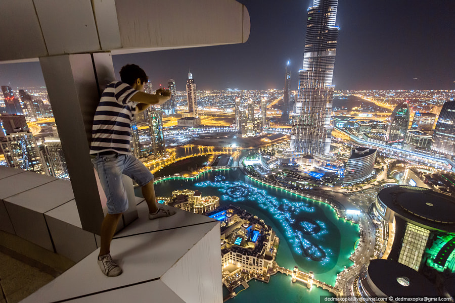Photograph Dubai by Vadim Makhorov on 500px