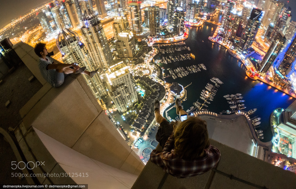 Photograph Dubai Marina by Vadim Makhorov on 500px