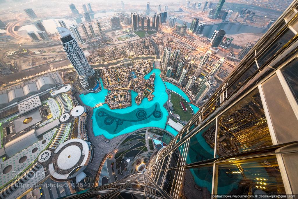 Photograph Burj Khalifa by Vadim Makhorov on 500px