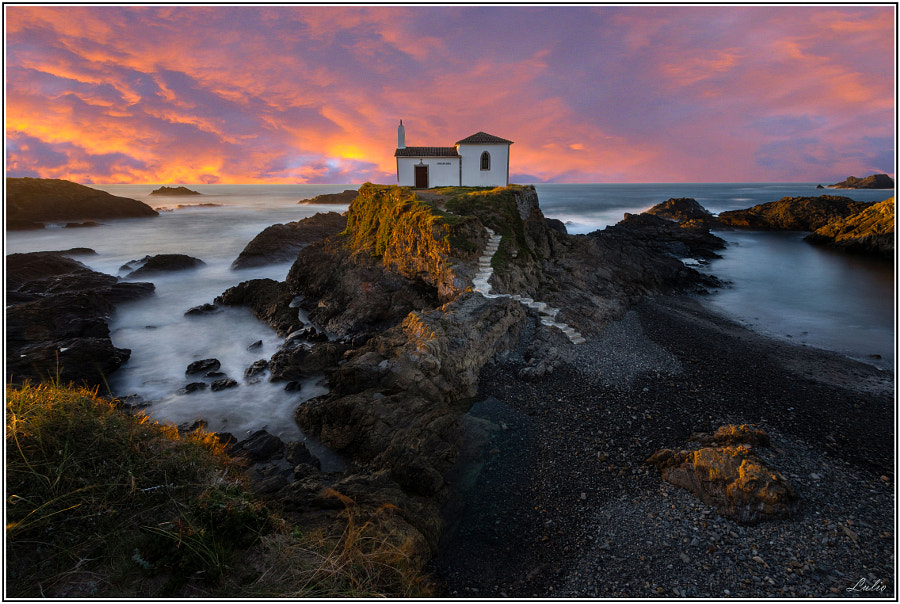 Ermita Nuestra Señora Do Porto by Jose Antonio Lopez Bajo on 500px.com