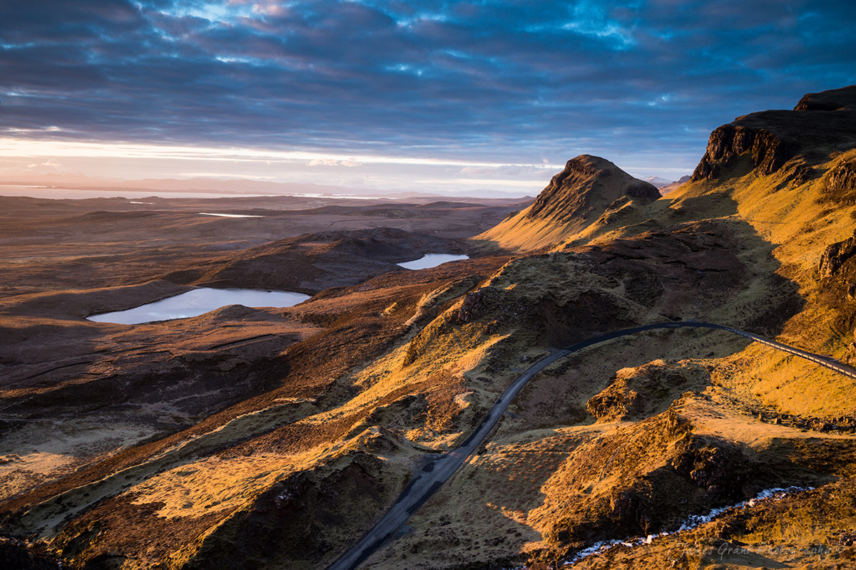 Photograph Quiraing by James Grant on 500px