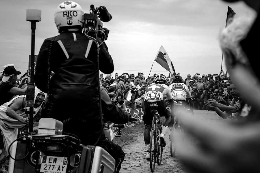 Paris-Roubaix 2018. by Fabrice D. on 500px.com