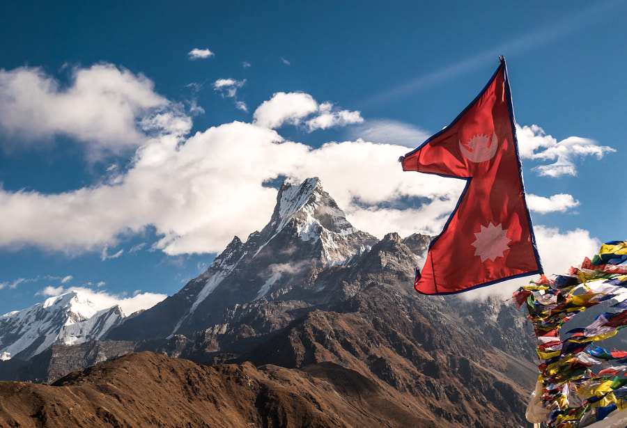 Nepal by Jan Bystrzycki on 500px.com