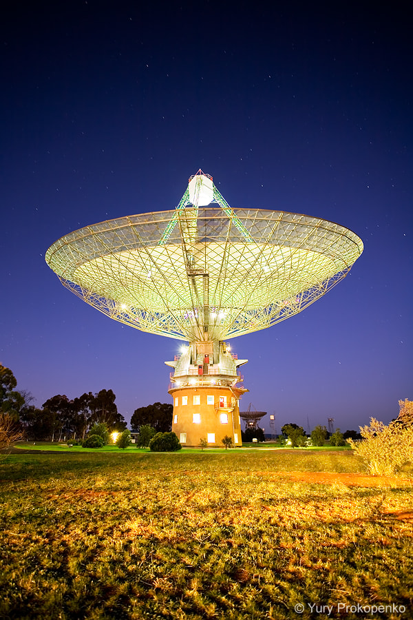 Photograph The Dish - Parkes Radio Telescope by Yury Prokopenko on 500px