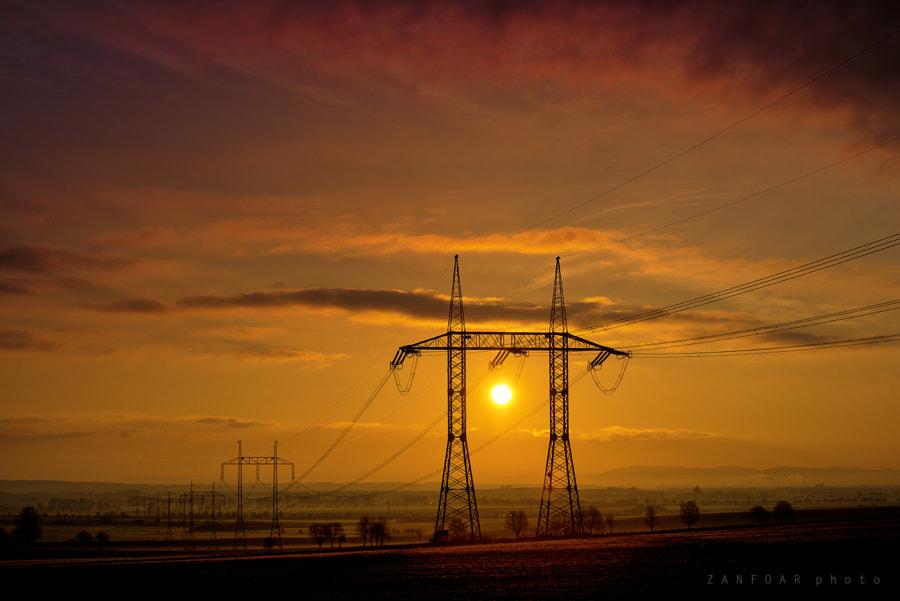 energy at sunrise by Zan Foar on 500px.com
