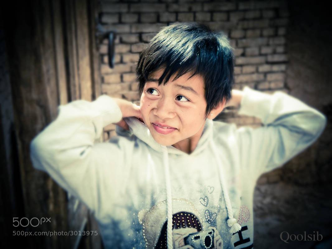 Photograph Uyghur Kid by raz has on 500px