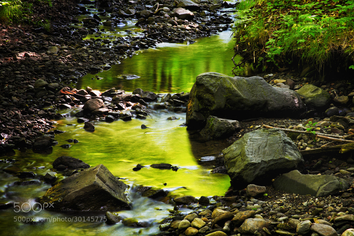 Photograph creek by Huszti  Attila on 500px