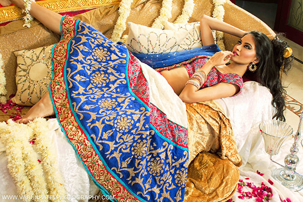 Photograph  Fashion India  by  V   P  on 500px