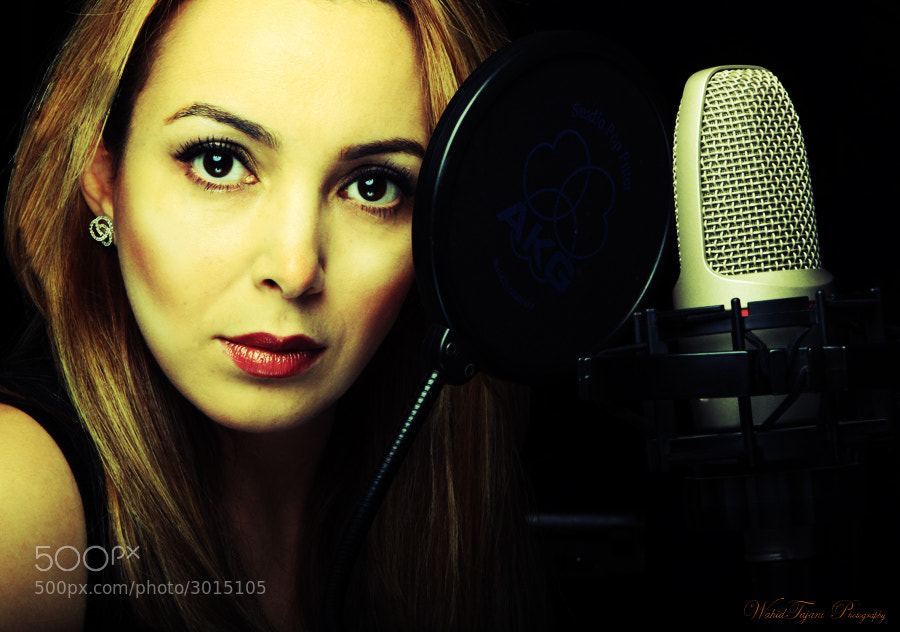 Photograph singer by TAJANI ABDELOUAHED on 500px