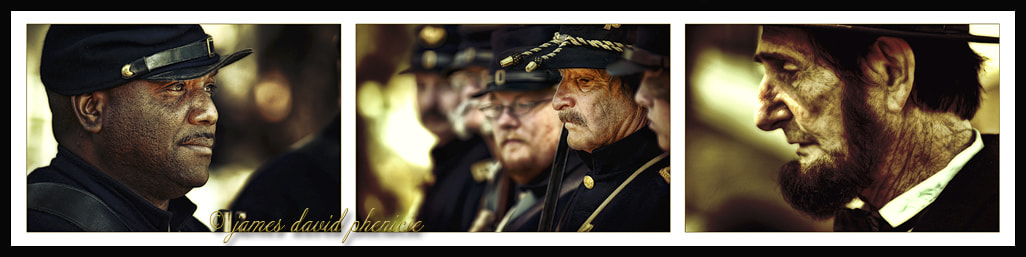 Photograph Civil War:  The Players by James David Phenicie on 500px