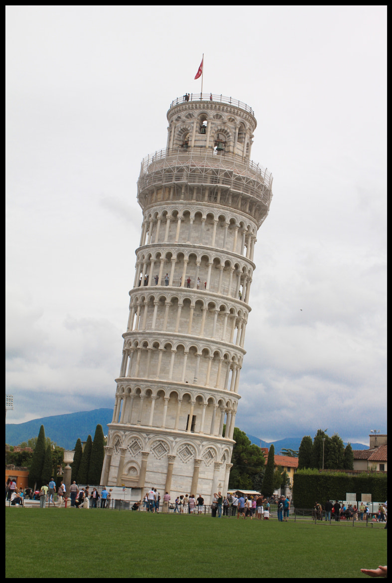 Photograph Leaning Tower of Pisa by Vijay Krishnasamy on 500px