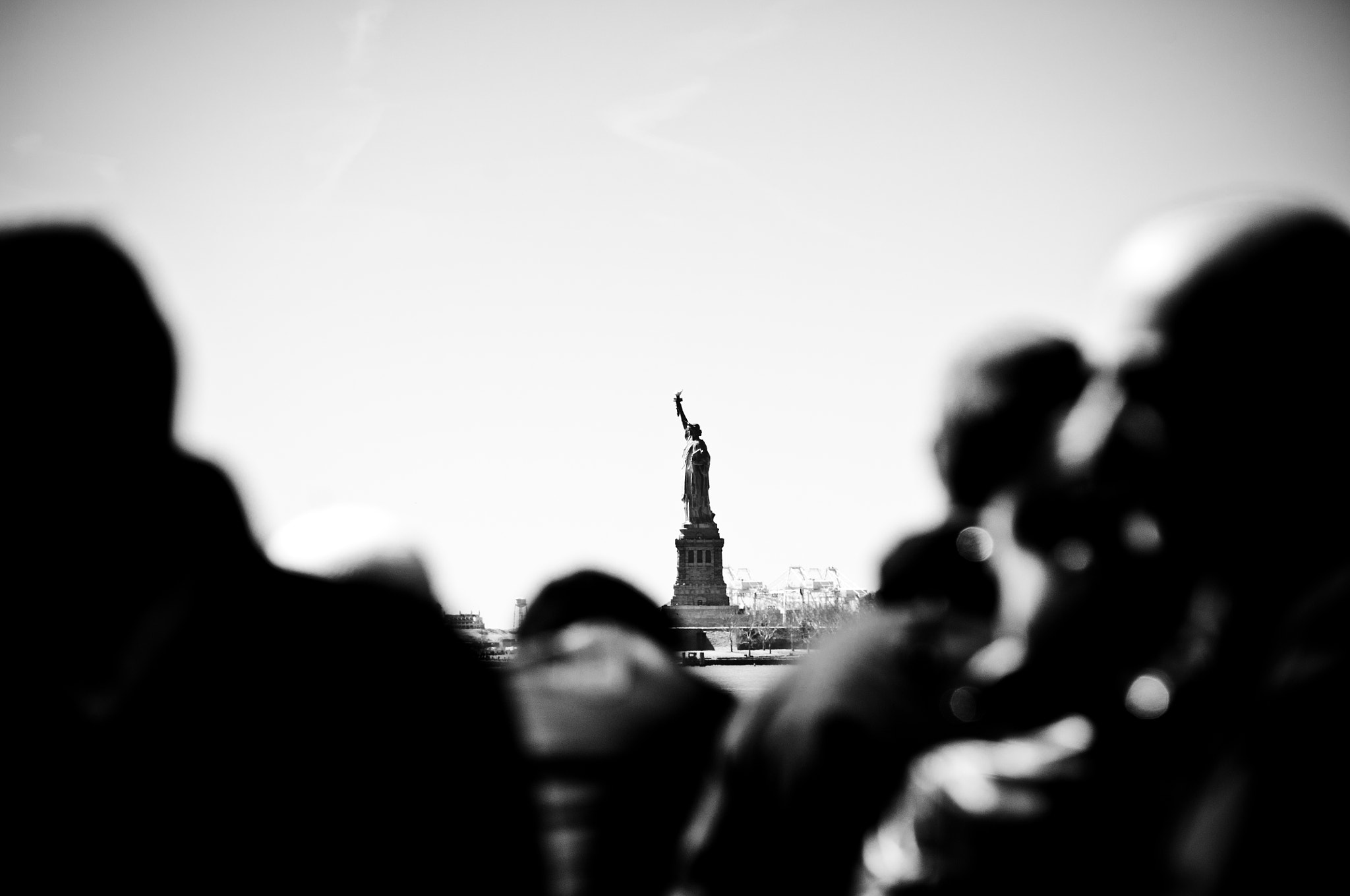 Photograph Liberty Island by mike burch on 500px