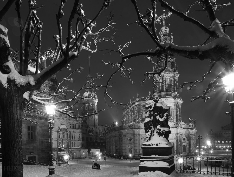 Photograph On a cold winter night by Heiko Mueller on 500px