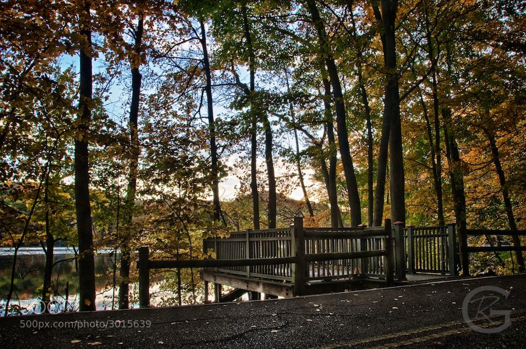 Photograph Autumn dock by Raj Gupta on 500px