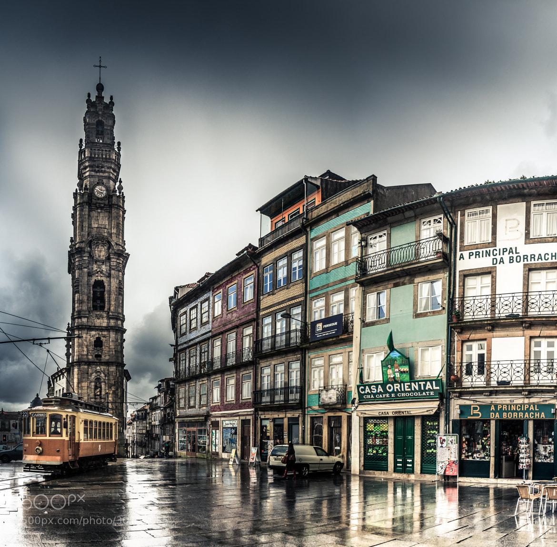 Photograph Torre dos Clérigos by Marc Wansky on 500px
