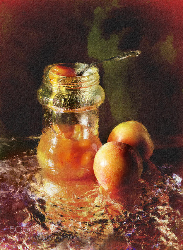 Photograph plum jam by Viacheslav Krasnoperov on 500px
