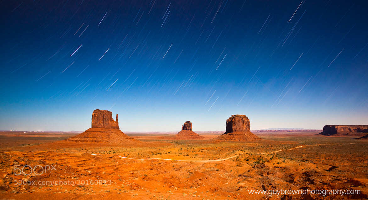Photograph Monument Valley, Utah by Guy Brown on 500px