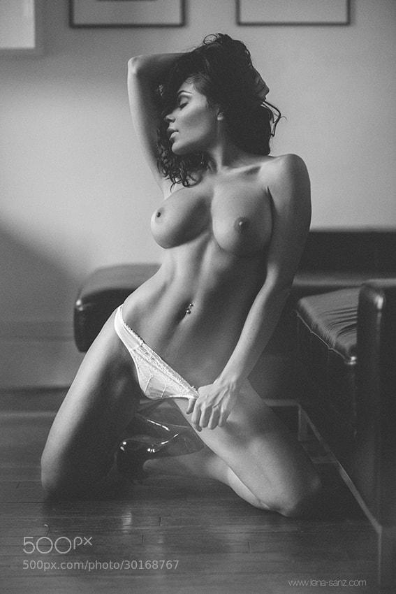 Photograph Artistic Nude by Lénaïc Sanz on 500px