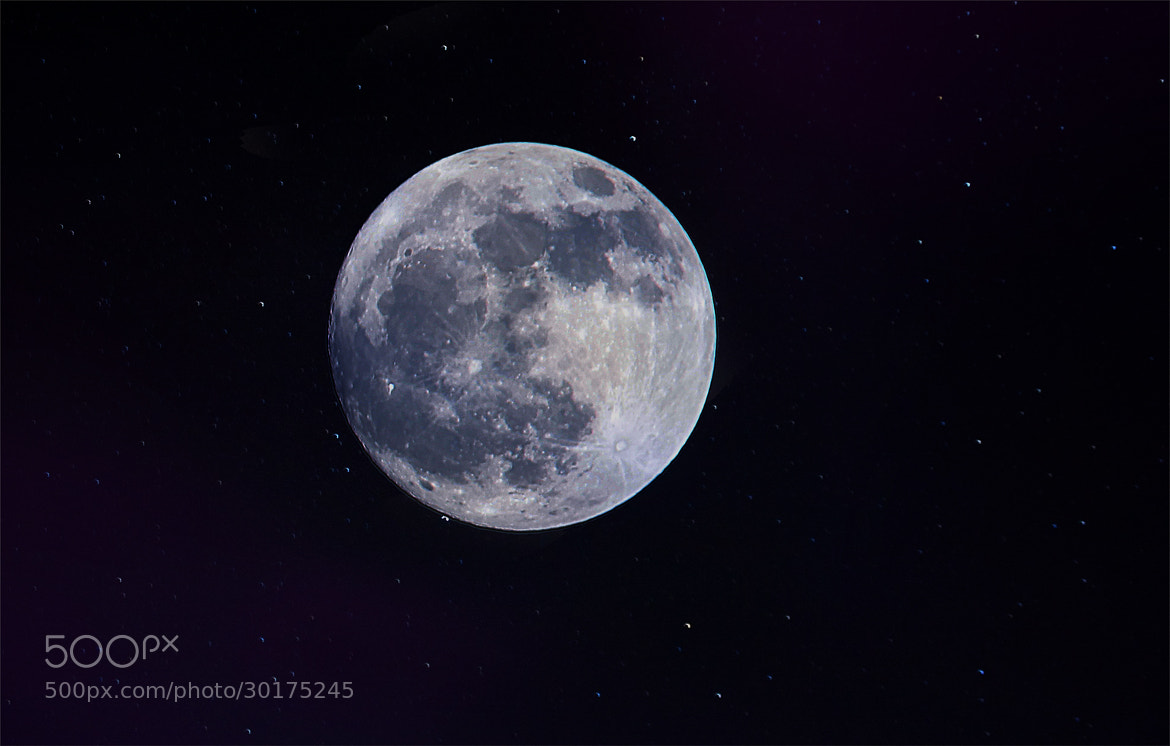 Photograph Take me to the moon by Jan Deleuran on 500px