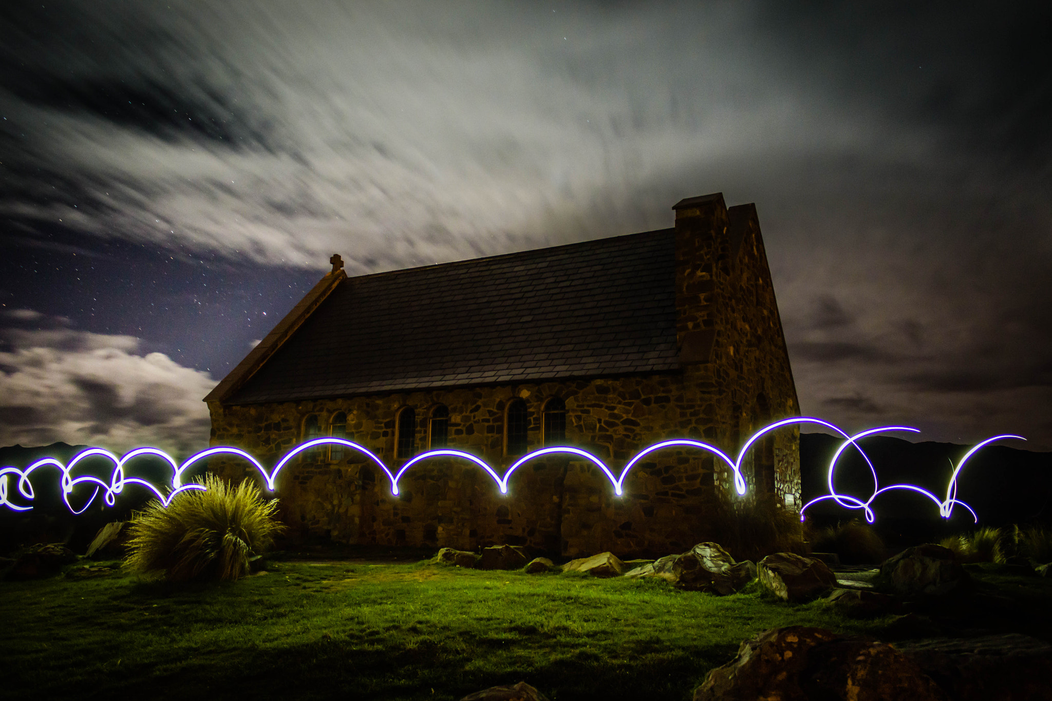 Photograph The Church of the Good Shepherd by Andrew Goodlad on 500px